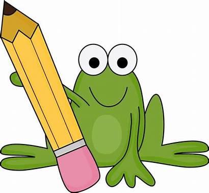 Clipart Writing Journal Kindergarten 2170 Clipartion