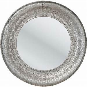 Runder Spiegel Holz : spiegel orient 80cm kare design mutoni m bel ~ Indierocktalk.com Haus und Dekorationen