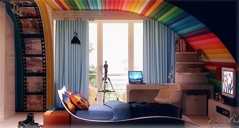Colorful Rooms Design by Colorful Room Design Ideas Interior Design