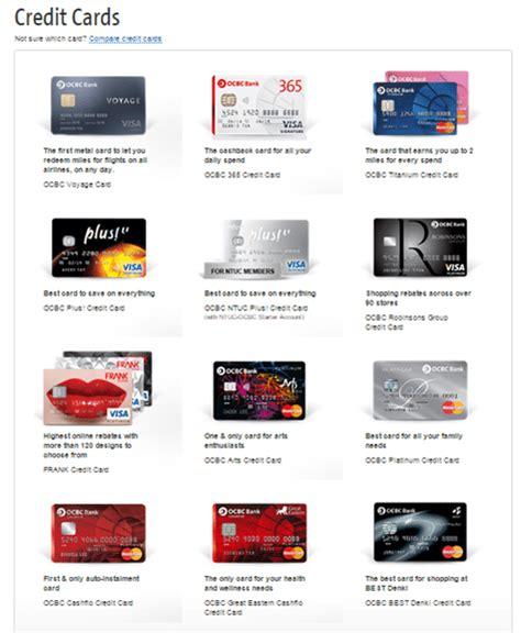 Reward types, points & expiry. The Milelion Credit Card Omnibus Week 1: OCBC | The MileLion