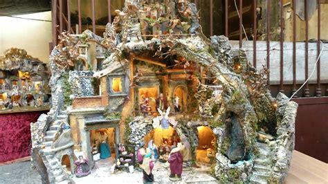 napoli san gregorio armeno la  dei presepi la