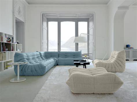 canapé togo ligne roset togo sofas designer michel ducaroy ligne roset