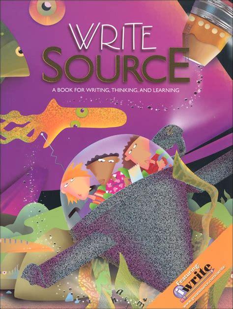 Write Source (2009) Student Book Grade 7 (030995) Details  Rainbow Resource Center, Inc