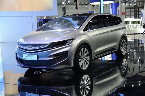 Other Electric Cars by Electric Cars Concepts And Other Auto Shanghai 2017