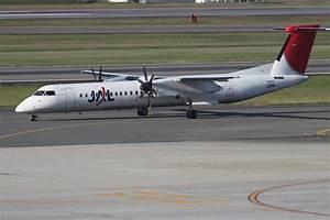 De Havilland Dhc 8 Dash 8 400 Seating Chart Japan Airlines Fleet Bombardier Dash 8 Q400 Details And