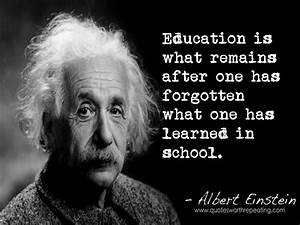 GENIUS QUOTES EINSTEIN image quotes at relatably.com
