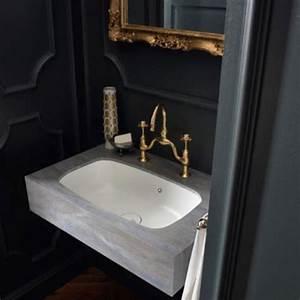 Vasque En Corian : vasques en mat riau de synth se pour salles de bains ~ Premium-room.com Idées de Décoration
