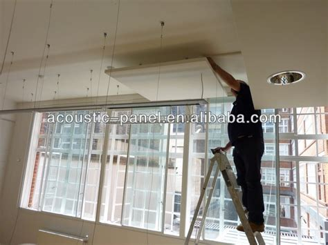 sound deadening ceiling board panel suspend acoustical