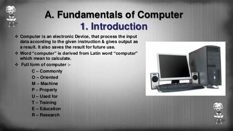 basic computer skills of bsc it