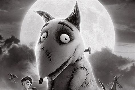 Adorable New Poster Shows Us 'frankenweenie
