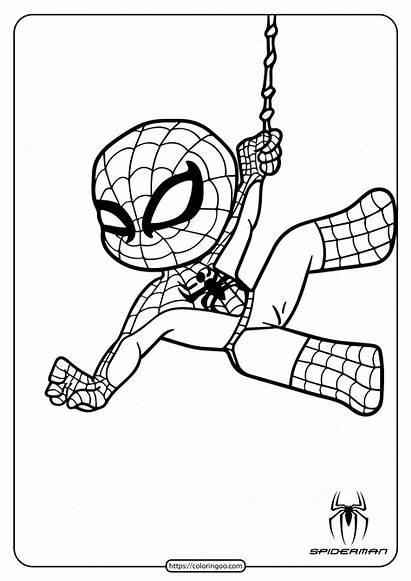 Spiderman Coloring Coloringoo Spider Cardinvitations Cyou