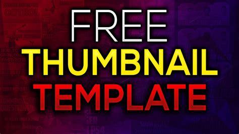 Thumbnail Template Free Thumbnail Template For Photoshop 2016 Cs5 Cs6 Cc