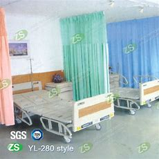 Suppliers Of Polyester Fabric Hospital Room Divider