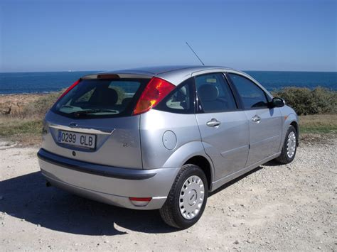 Ford Focus Automatic by Ford Focus 1 6 Ghia Automatic For Sale In Javea Spain