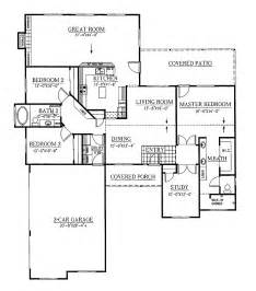Split Bedroom Ranch Floor Plans by 301 Moved Permanently