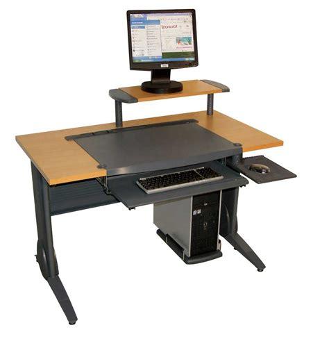 home computer desks home office computer desks with hutch