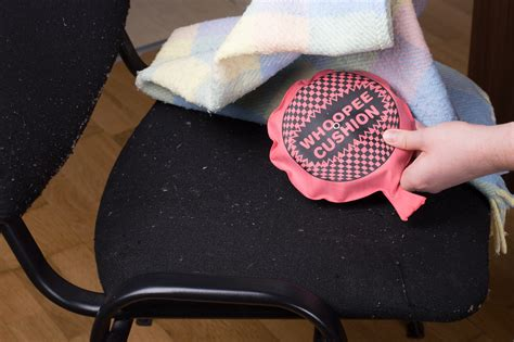 How To Pull The Whoopee Cushion Prank 5 Steps With Pictures