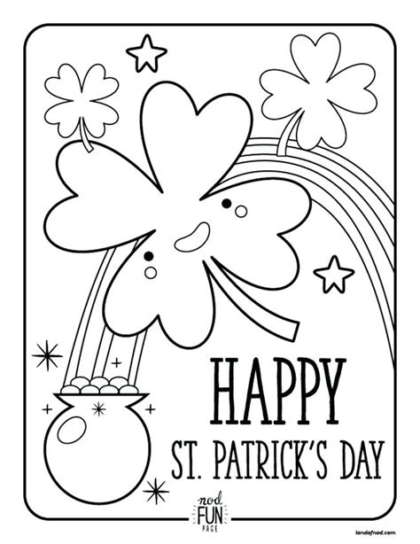 Coloring pages are fun for children of all ages and are a great educational tool that helps children develop fine motor skills, creativity and color recognition! St Patrick Coloring Pages Religious at GetColorings.com ...