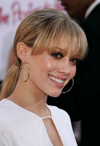20 Hilary Duff Hairstyles Blonde Hair Color Highlights