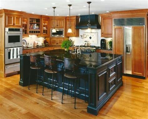 kitchen islands black black kitchen island houzz