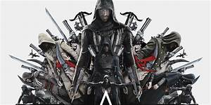 New Assassin's Creed Poster: Multiple Michael Fassbenders