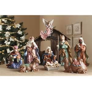 royal doulton classic christmas nativity set large