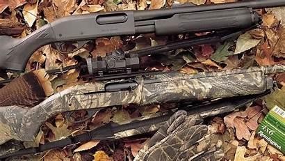 Shotgun Ducks Unlimited Wallpapers Weapons Background Desktop