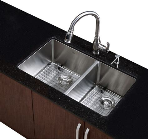 60 40 stainless steel sink 33 in undermount 60 40 double bowl stainless steel