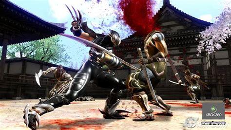 Ninja Gaiden 2 Xbox 360 Screenshots