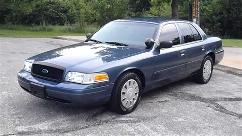 how it works cars 2008 ford crown victoria parental controls 2008 ford crown victoria police interceptor youtube