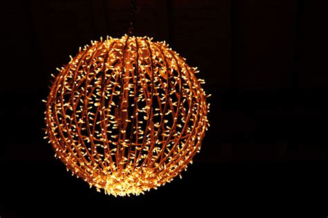 christmas light ball free stock photo public domain pictures