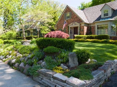 Suburban Backyard Landscaping Ideas by Assessing A New Landscape Hgtv