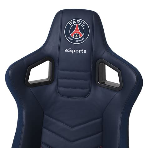 siege psg siège gamer psg esports we are fans