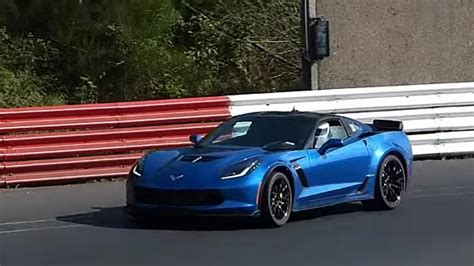 Corvette Z06 Nurburgring Time by Tadge Juechter Says Do The Math On Z06 Nurburgring Time