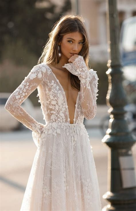 Berta Wedding Dresses 2019 Athens Collection Dress For