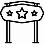 Casino Icon Sign