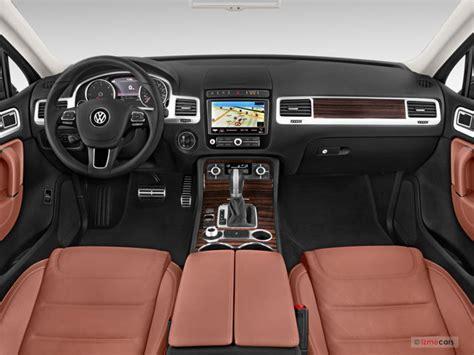 volkswagen dashboard image gallery 2016 touareg interior