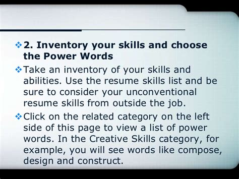 Resume Dictionary by Resume Writing With The Free Resume Dictionary The