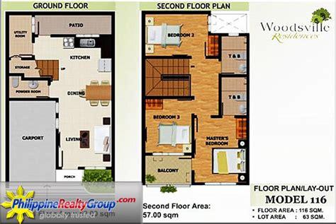 woodsville residences paranaque metro manila philippine realty group