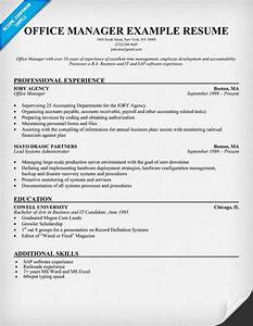Best s of fice Resume Templates Resume Templates