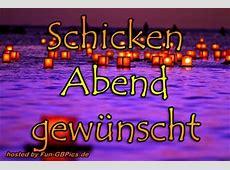 Schönen Abend Facebook BilderGB BilderWhatsapp Bilder