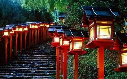 Shrine Japan Kibune Temple Wallpapers Japanese Background