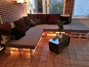 Bauanleitung Lounge Sofa : paletten couch selber bauen anleitung lounge sofa chill ~ Michelbontemps.com Haus und Dekorationen