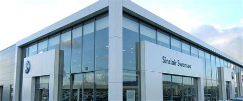 Volkswagen Dealership Sinclair in Swansea