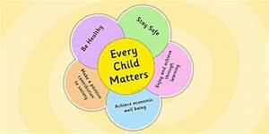 Every Child Matters Display Flower