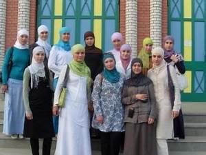 Union of Muslim Women established in Russia | Vestnik Kavkaza