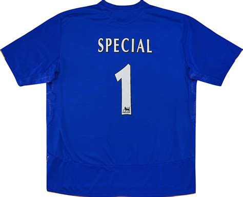 2005-06 Chelsea Centenary Home Shirt Special #1 (Excellent ...