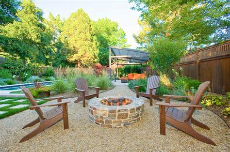 crushed rock patio 60 patio designs ideas design trends premium psd