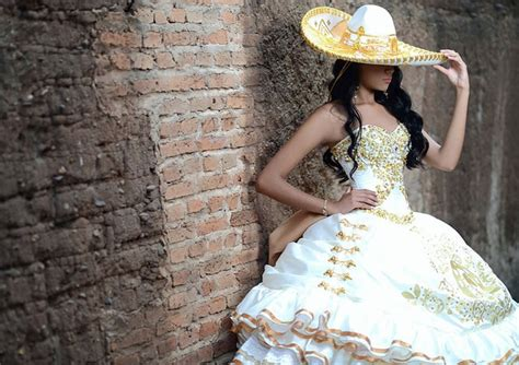 Gold And White Quinceanera Dresses Sweetheart Beautiful