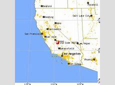 Visalia Ca Map Adriftskateshop